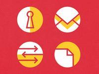 C Tech : Icons