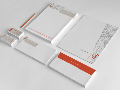 Iudex Brand Build-out identity logo branding stationery collateral