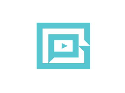 Gorilla Pictures identity logo branding video film play