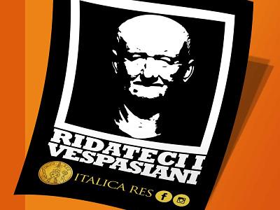 Italica Res 1000 mockup leaflet design leaflet icon illustration logo minimal mockup layout branding design
