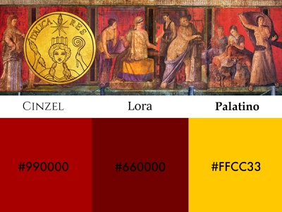 Italica Res brand colors brand colors brand design brand identity brand color palette colors web logo layout branding minimal design