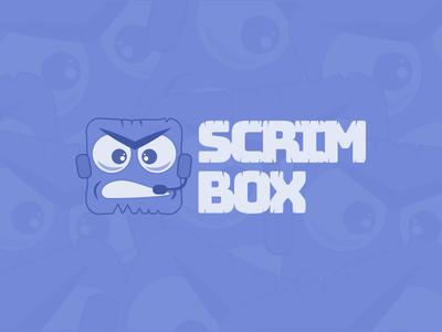 ScrimboxApp Logo Design