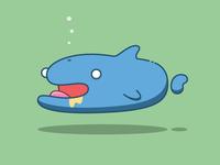 Dumb Dolphin