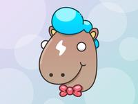 Fashionable Horse