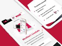 10 Ways to Hack you - Promo Landing Page