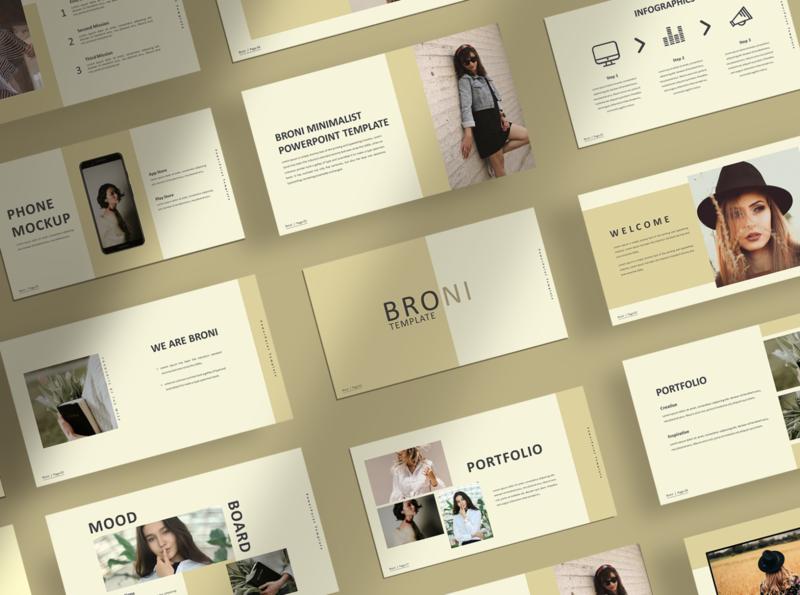 Broni - Presentation Template