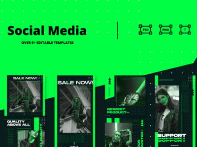 Social Media Template hypebeast social media templates social media pack social media instagram template instagram stories advertising branding design graphic digital templatedesign snapgram instastory instagram template socialmedia social