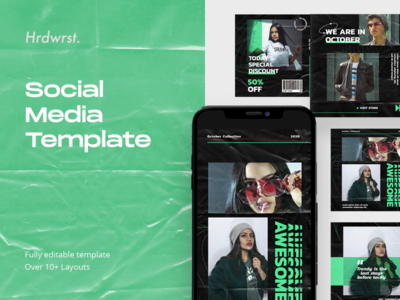 Social Media Template youth hypebeast social media templates social media pack social media instagram template instagram stories advertising branding graphic digital design snapgram instastory instagram template socialmedia social