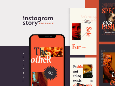 Instagram Story Template social media templates social media template social media pack social media posts modern instagram story template instagram stories template instagram stories pack instagram stories instagram template instagram posts instagram elegant design branding blogger blog art advertising