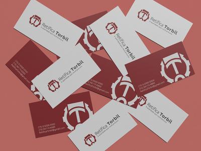 Business Card, Retífica Torbil Brand