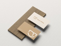 Business Card preview of Oral Vitta's Branding design