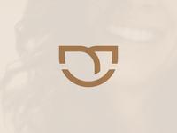Symbol of Oral Vitta's branding design