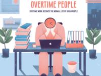 work overtime