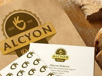 Alycon Bakery Branding