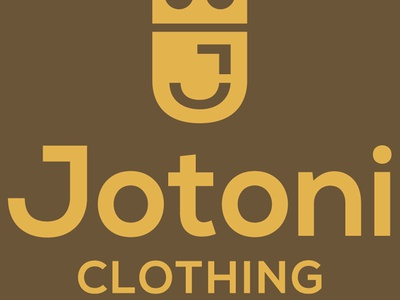 Jotoni Clothing Logo Design fashion logo design clothing logo design