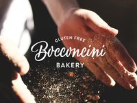 Logo design for a gluten free bakery