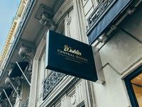 Dublin Luxury Hotel Hotel Brand Identity