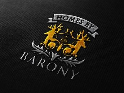 Barony Homes Branding