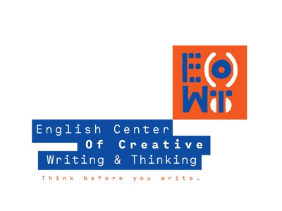 ECCWT -  Logo logo design layout design business card monospace logo modular creative playful brand identity layout branding