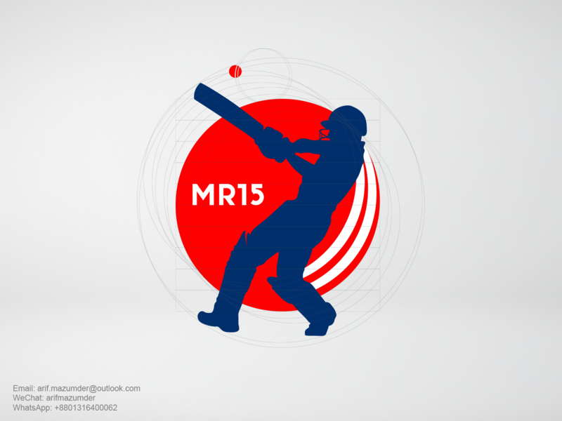 MR15 Logo_unofficial logo bangladeshi cricket cricketer rahim
