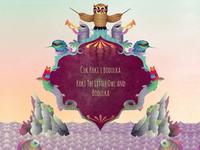 Krki The Little Owl  and Bodulka {inner title}