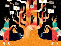 Illustration for ISKON