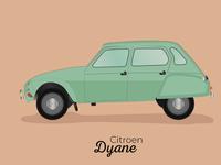 Citroen Dyane