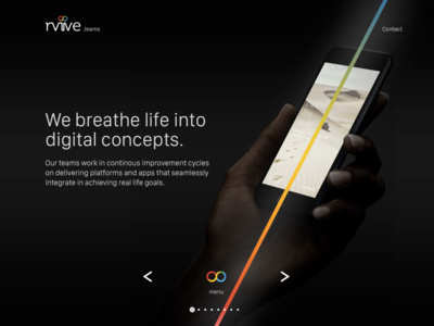 Rvive Team - branding - Nearshore outsourcing ...