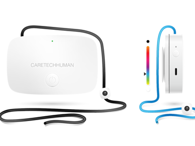 CARETECHHUMAN | device visualisation