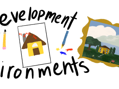 development environments illustration