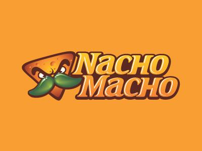 Nacho Macho - From the vault  for sale jalapeno chilli mascot hot cheese moustache nacho