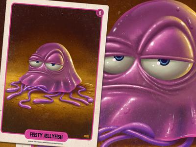 Feisty Jellyfish