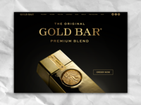 Gold Bar Whiskey Homepage