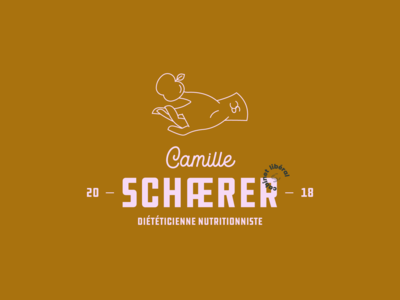 Dietician Nutritionist - logotype