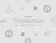 Brand exploration - lettering & badges