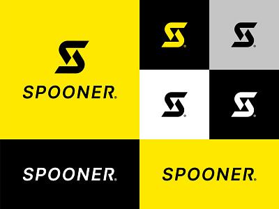 Spooner Concepts color design lockup wordmark mark typography icon identity logo branding