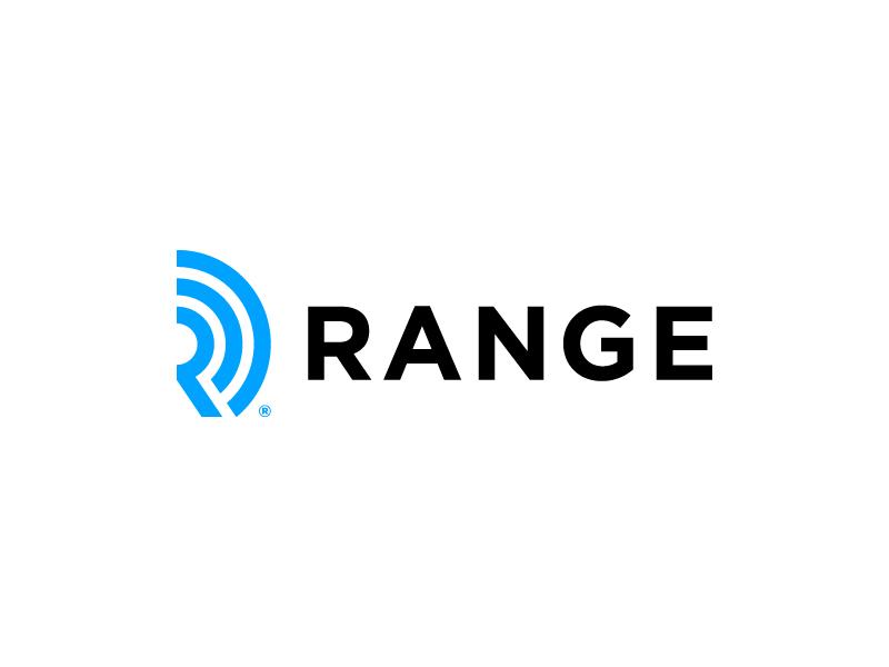 Range 2017 Update design identity lockup wordmark icon logo branding