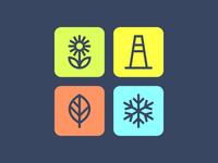 Minnesota's four seasons
