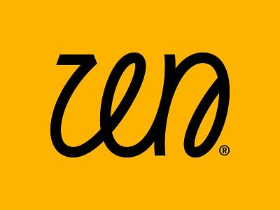 zero® logotype typography wordmark design identity branding logo