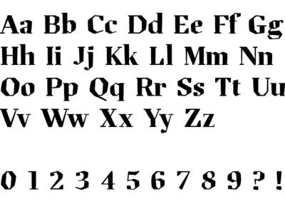 Pinolo Font