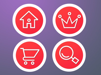 Material Design Icons pixel perfect photoshop material design material icons icons