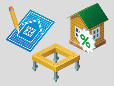 Construction icons vector isometric icon construction