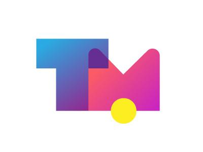 Tanya Maifat Logo branding shape letter identity type mark lettering logo