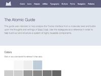 Atomic top