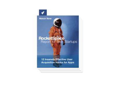 RocketSpace Tech Startups Report CTA
