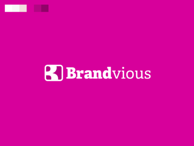 Brandvious - Logo+Bordered Badge+Vibrant Color