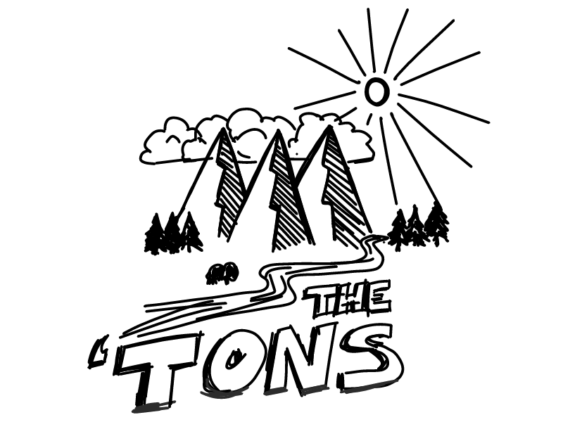 The 'Tons tetons