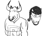 Adventures of Bullman (and Gerry)