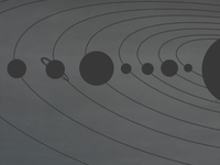 Intergalactic, planetary.