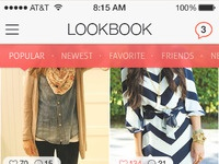 Lookbook realpixels